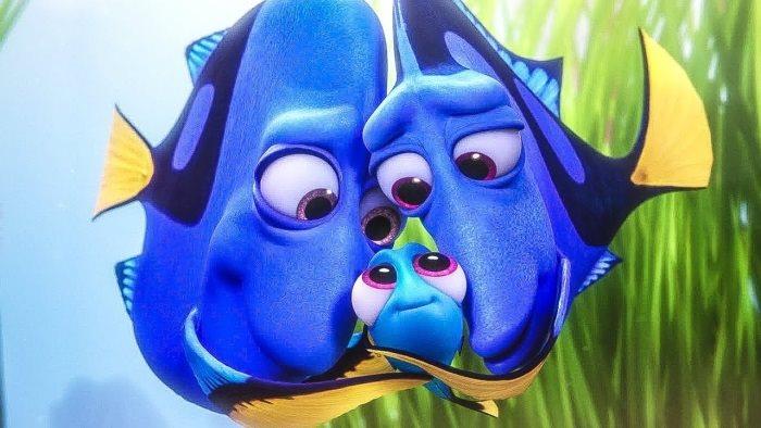 Luna Kids Cinema - Finding Dory