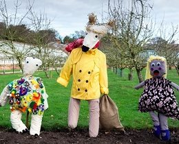 Scarecrow Festival *postponed until further notice*
