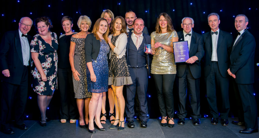 Best Tourism Marketing Project of the Year - Roald Dahl's Tremendous Adventures at Tatton Park