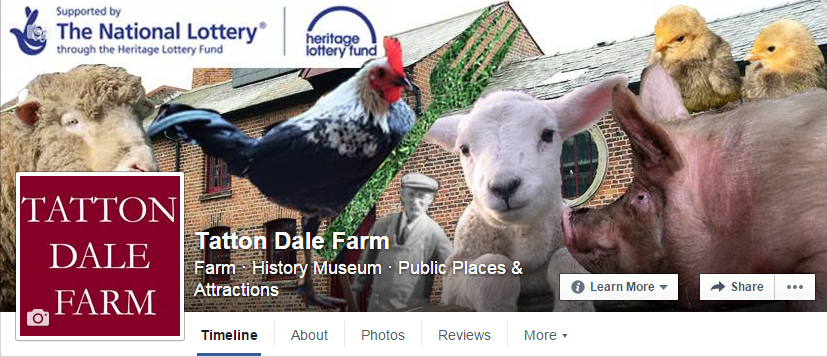 The Farm at Tatton facebook page