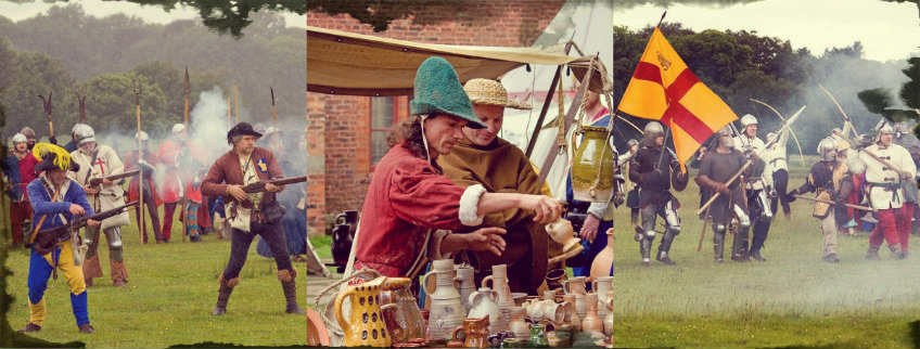 Medieval Fayre collage2