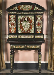 Northern Italian jewel cabinet