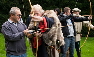 Longbow at the Old Hall