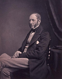 William Tatton Egerton 1806 to 1883