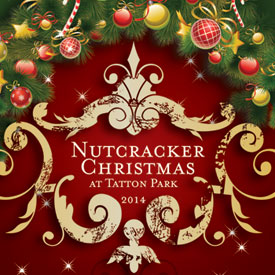 Nutcracker Christmas at Tatton Park 2014