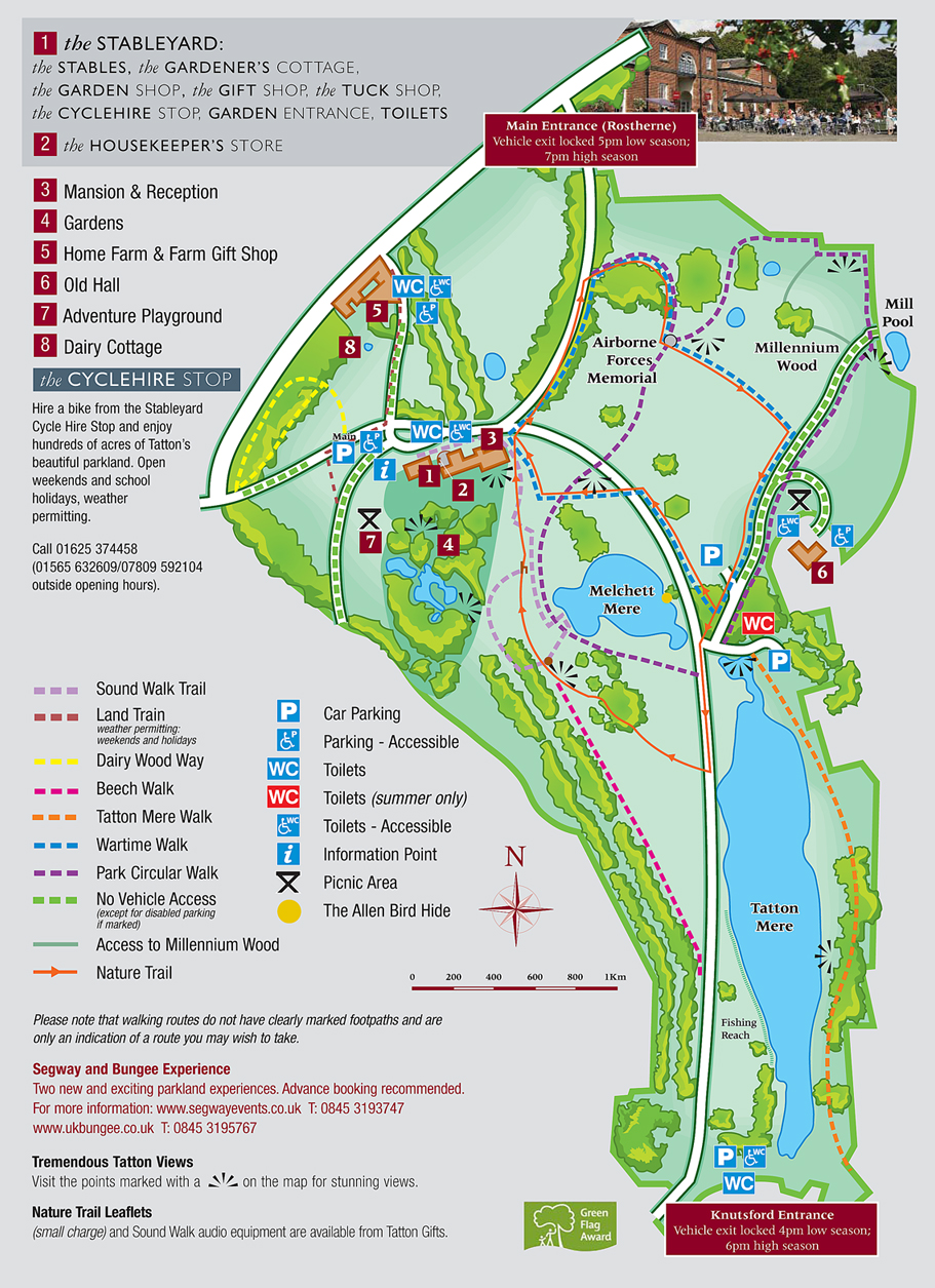 Click Here To View The Parkland Map